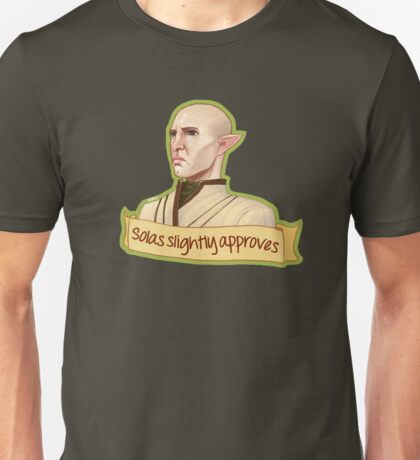 Solas Slightly Approves Unisex T-Shirt