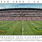 Jets v Galaxy by RedMonkey Photography