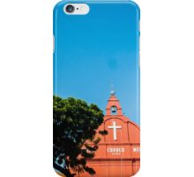 South East Asia - Warm Afternoon iPhone Case/Skin