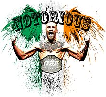 Conor McGregor Notorious UFC by kevrast