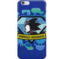Emerald Sonic iPhone Case/Skin