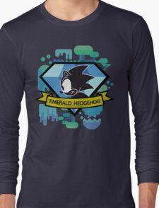 Emerald Sonic Long Sleeve T-Shirt