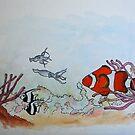 The Clownfish by robert murray