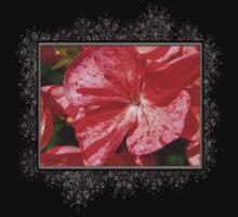 Zonal Geranium named Mosaic Red Kids Tee