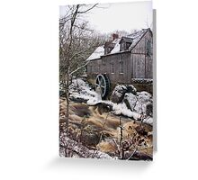 Sable River Mill Greeting Card