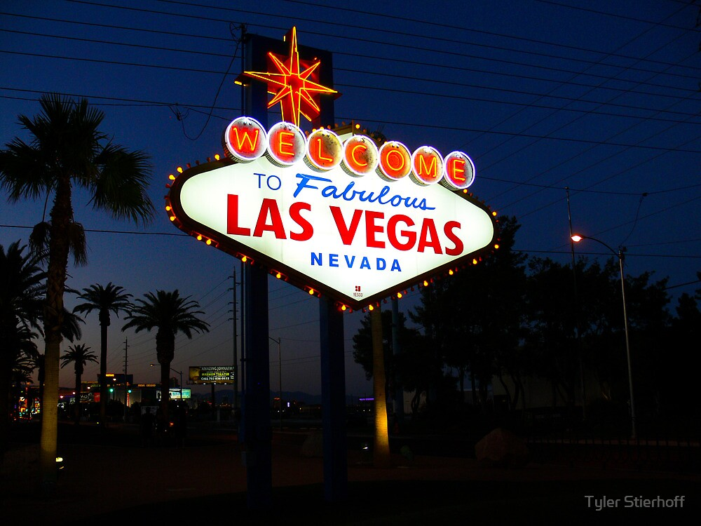Welcome To Vegas by Tyler Stierhoff