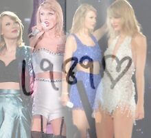 1989 World Tour- Outfits Edit by cerussell3