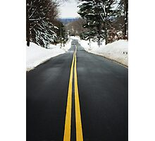 Domestic Stripes  Photographic Print