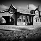 Norman Depot by J. D. Adsit