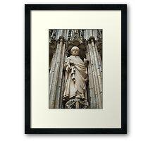 Church Replica  Framed Print