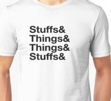 Stuffs&Things Unisex T-Shirt