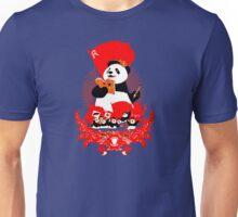 China Propaganda - Panda Unisex T-Shirt