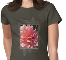 Dahlia named Fire Magic Womens Fitted T-Shirt