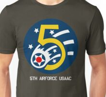 5th Airforce Emblem Unisex T-Shirt