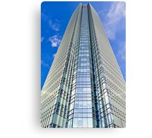 Tower Above Canvas Print