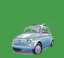 Fiat 500 Kids Clothes