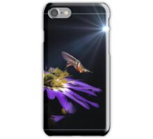 humming bird iPhone Case/Skin