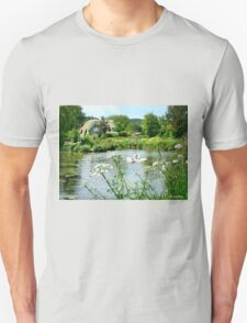 An English Cottage T-Shirt