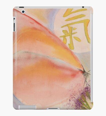 Breath...Life...Flow...Qi iPad Case/Skin
