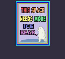 We Bare Bears,  More Ice Bear Unisex T-Shirt