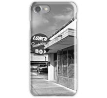 Box Lunch iPhone Case/Skin