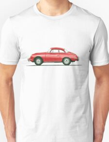 Porsche 356 B Karmann Hardtop Coupe T-Shirt