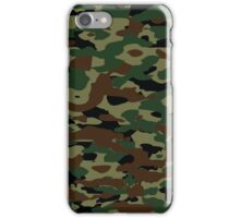 Camoflage iPhone Case/Skin