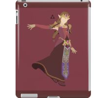 Zelda (Red) - Super Smash Bros. iPad Case/Skin