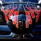 Modified 1948 Ford Coupe by Debbie Robbins