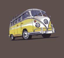 Volkswagen T1 One Piece - Short Sleeve