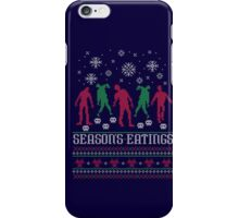Season's Eatings iPhone Case/Skin