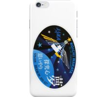 Expedition 39 - Wakata Patch iPhone Case/Skin