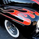 1948 Ford Coupe Modified by Debbie Robbins