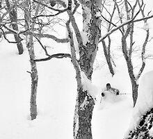 Deep in Japan by ebwitwicki