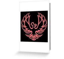 '99 Johto Firebird POP! Greeting Card