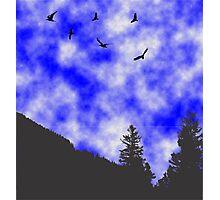 beautiful sky Photographic Print