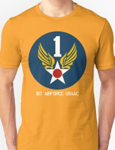 1st Airforce Emblem T-Shirt