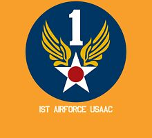 1st Airforce Emblem Unisex T-Shirt