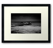 Cromer Norfolk England Framed Print