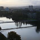 Morning on the banks of the Clyde ..... by LynnEngland