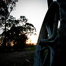 Old Wheel by Josh Kennedy