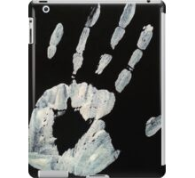 White Hand of Saruman iPad Case/Skin