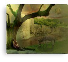 Another Midsummer nights dream. Canvas Print