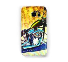 Old School Chopper Samsung Galaxy Case/Skin