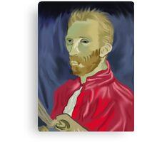 Vincent Gogh Canvas Print