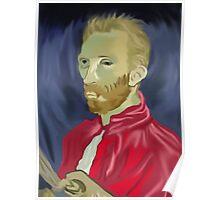 Vincent Gogh Poster