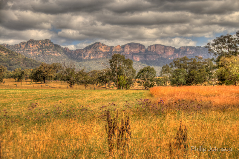 True Colours - Capertee Valley, Australia  - The HDR Experience by Philip Johnson
