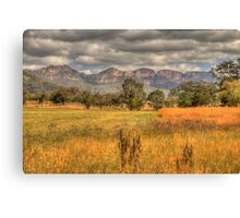 True Colours - Capertee Valley, Australia  - The HDR Experience Canvas Print