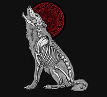 Celtic Howl Unisex T-Shirt