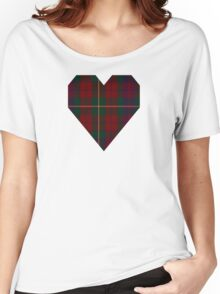 00309 Clare County Tartan  Women's Relaxed Fit T-Shirt